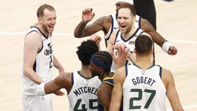 Photo of Still wins at Utah Jazz