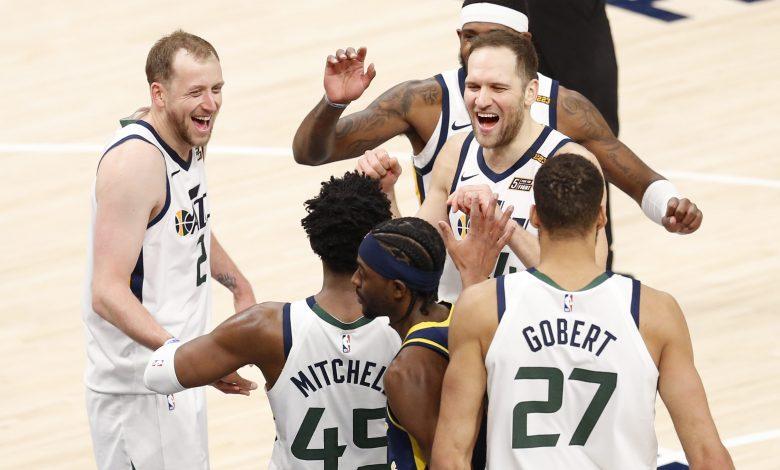 Still wins at Utah Jazz