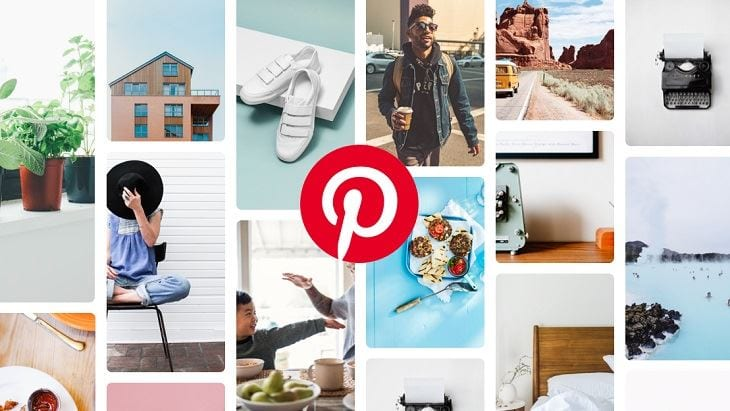 Enter the growth for Pinterest.  The goal is now for Latin America
