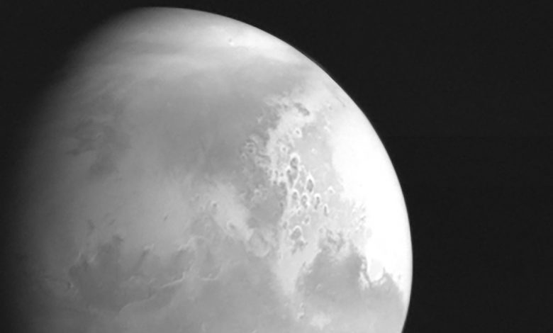 The Chinese space mission, Tianwen-1, has reached Mars
