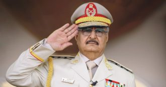 Libya, Haftar defeated in Tripoli describes himself as a coup.  It also condemns allies Russia and Egypt
