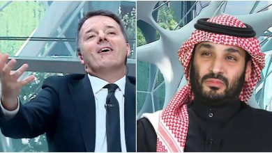Photo of Renzi in Saudi Arabia reveals himself: Beware of lobbyists that specialize in diplomacy