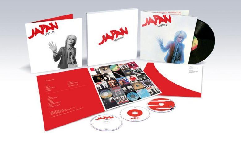 """Comes to Japan's classic album """"Quite Life"""" Deluxe Edition"""