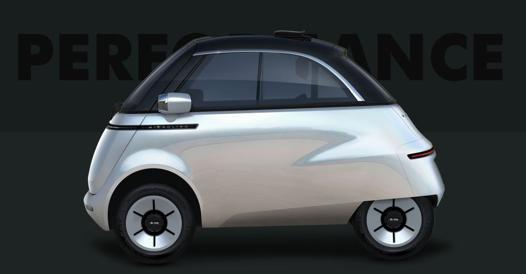 The fifties-style electric compact car is ready - Corriere.it