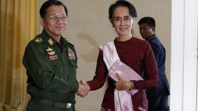Photo of A coup in Myanmar: The UK imposes sanctions on three generals for violating human rights