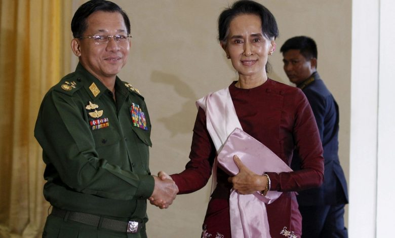 A coup in Myanmar: The UK imposes sanctions on three generals for violating human rights