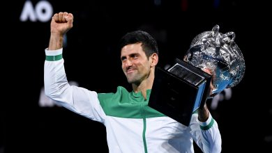 Photo of Leader Djokovic aims to set the Federer record