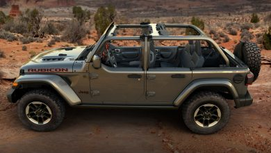 Photo of Jeep Wrangler: Half-Door Officially Introduced