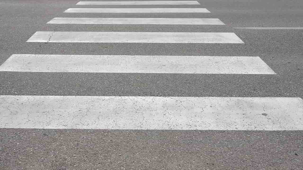 Photo of 78-year-old fined for painting pedestrian walkways in the street
