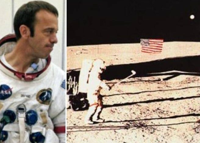 Alan Shepard, Apollo 14 and Amazing Shots From 50 Years.  Now science explains how far it went - Corriere.it