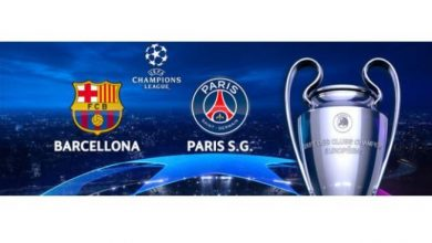 Photo of Barcelona- Paris Saint-Germain, my forever friend or me Eni?  February 16 TV
