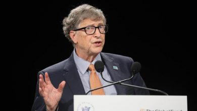 "Photo of Bill Gates: ""I'll explain why we should eat artificial meat"""