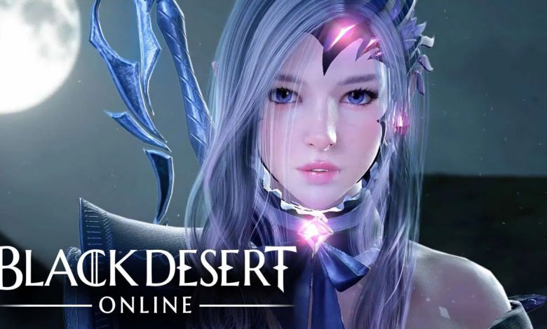 Black Desert Online is free on Steam until early March
