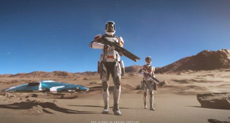 Elite Dangerous Odyssey will add billions of procedurally-generated worlds - Nerd4.life