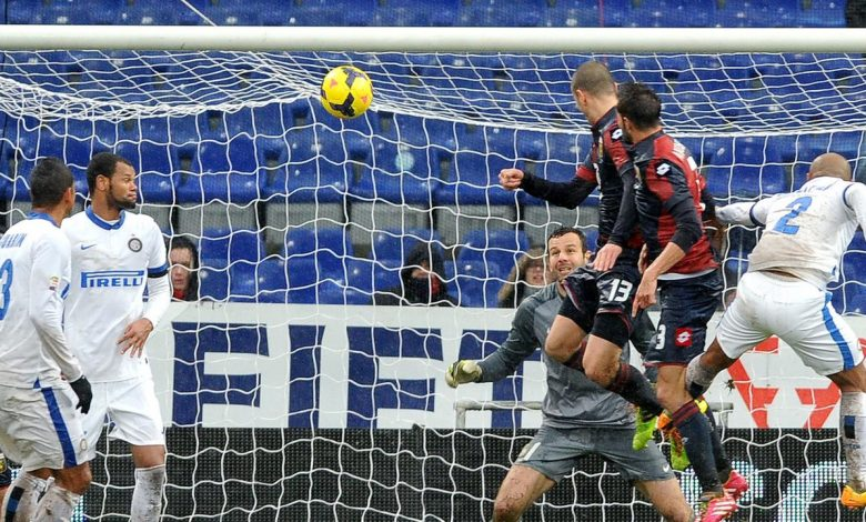 """Genoa towards the Inter match, Luca Antonelli remembers 1-0 7 years ago: """"We won my head."""""""