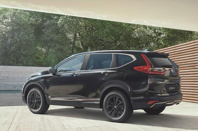 La Honda CR-V si aggiorna