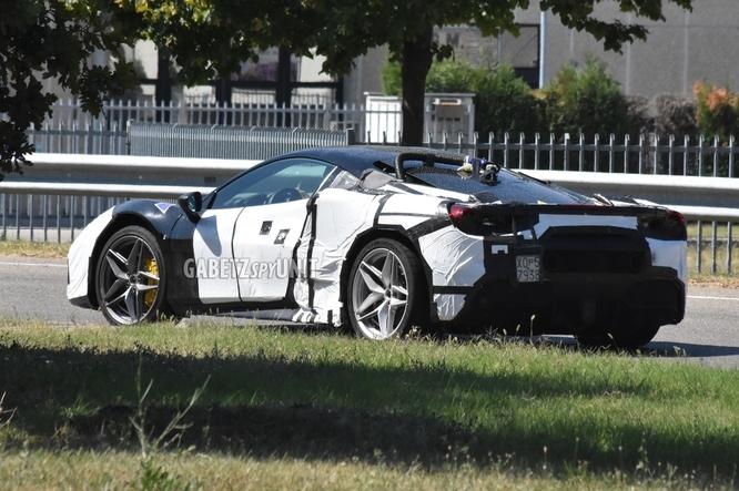 Ferrari ibrida, la nuova V6 in arrivo