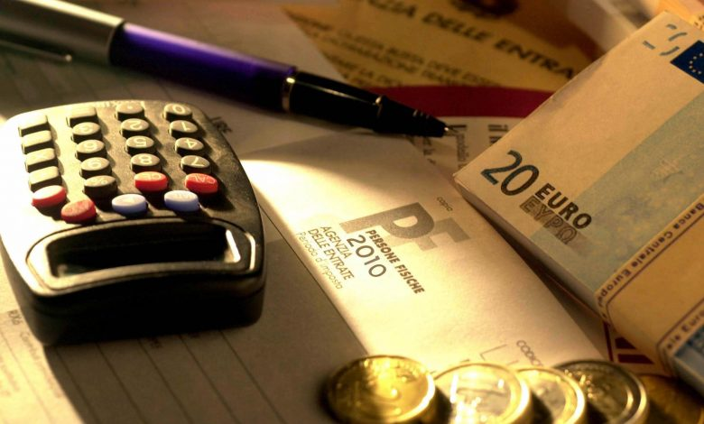 IRPEF recoveries of € 960 come for income up to € 35,000