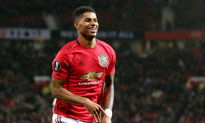 Marcus Rashford is among the 100 most influential young people in the world, according to Time magazine