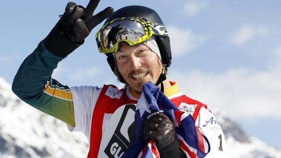 On the ice: tragedy in Australia, world champion Pauline sank