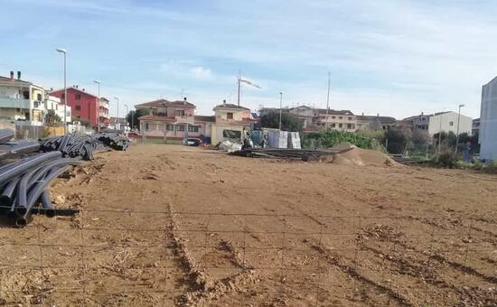 Outdoor sports: Porto Torres has a park with a fitness area