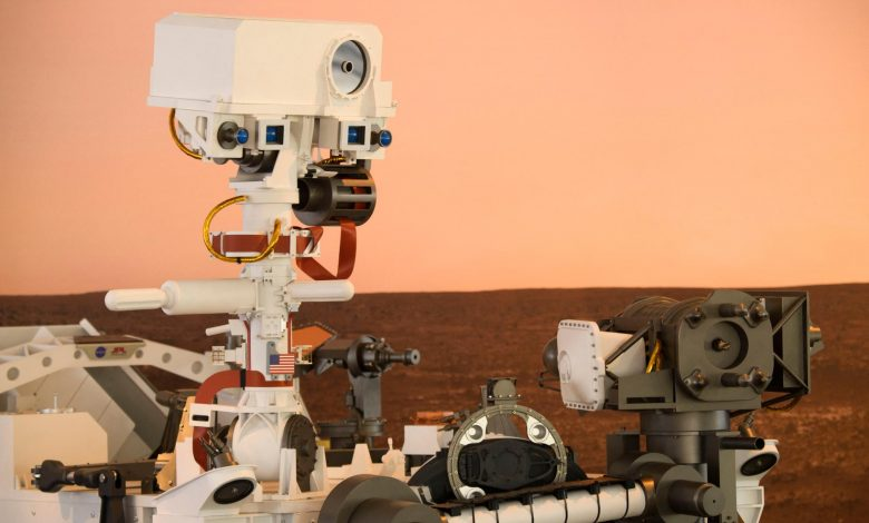 Persevering on Mars, now looking for traces of life