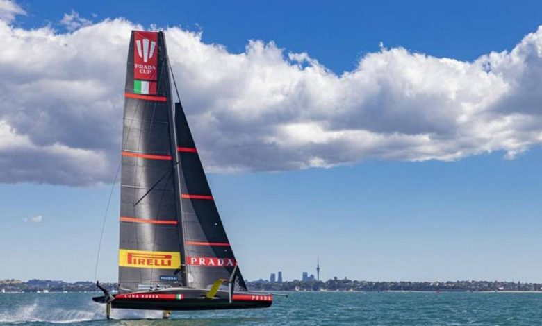 Prada Cup Final: Luna Rossa, all-Italian technology to beat the English