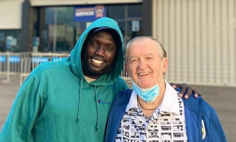 Remo is a darling of Australian football thanks to his friendship with his neighbor