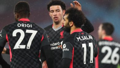 Photo of Salah leads Liverpool.  Tuchel's first joy with Chelsea, Tottenham eliminated Mourinho