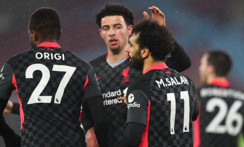 Salah leads Liverpool.  Tuchel's first joy with Chelsea, Tottenham eliminated Mourinho