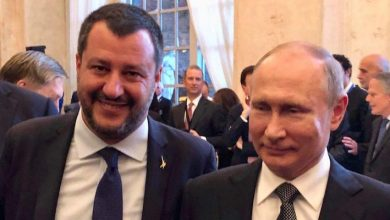 "Photo of Salvini: ""We must look at democracy and the West"" and not ""regimes that have nothing democratic"""
