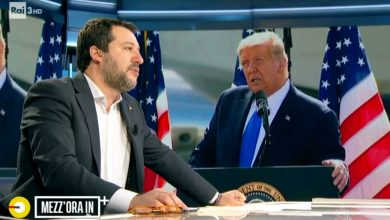 Photo of Salvini ally nominates Donald Trump for the Nobel Peace Prize