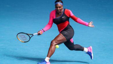 Photo of Serena Williams honors Flo Joe in romp at the Australian Open