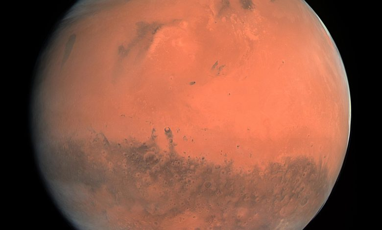Space, Tianwen-1 enters Mars parking orbit
