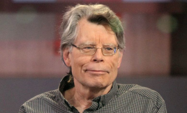 Stephen King has another TV series to recommend: Find it!
