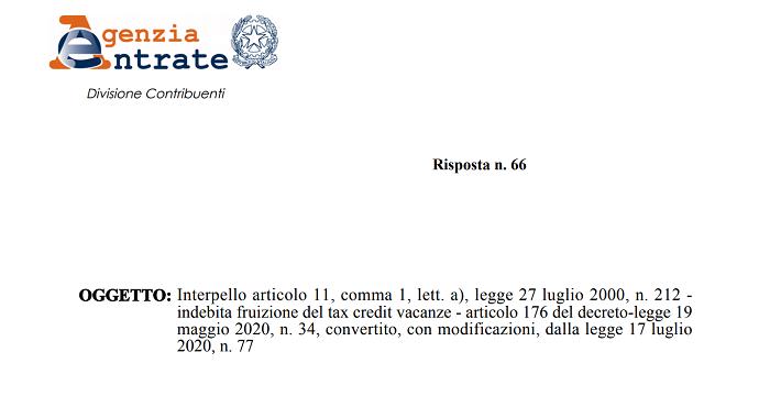 Tax declaration 2021