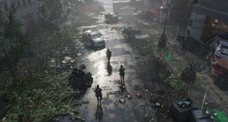 The Division 2 on PS5, Some Graphics Issues Will Be Solved Tomorrow - Nerd4.life