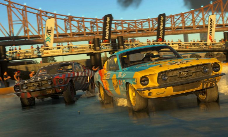 There's also DiRT 5 among the February's free games for PC, Xbox, and Android