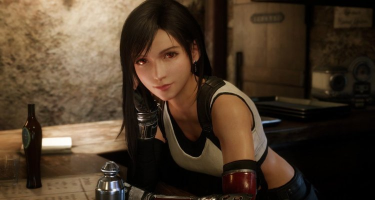 Tifa's cosplay from win_winry is simple and complete - Nerd4.life