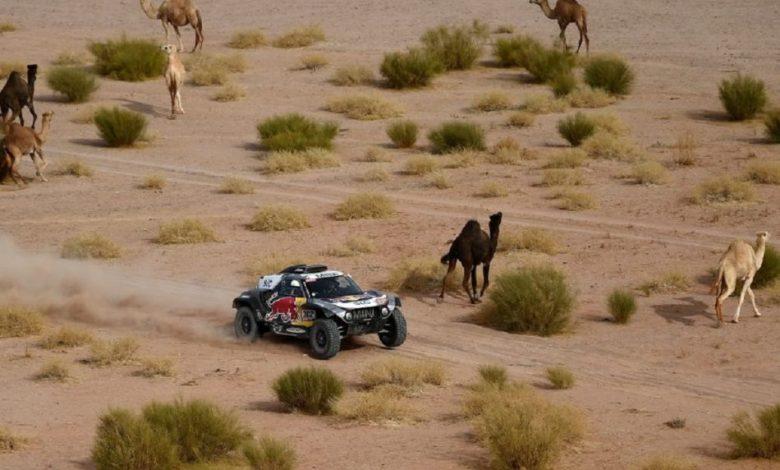 Two women in the next Dakar, held in Saudi Arabia
