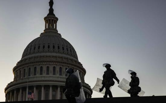 Washington armored settlement for Joe Biden