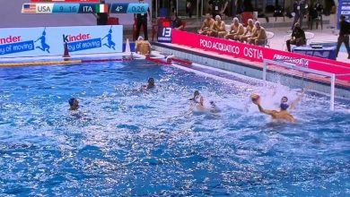 Photo of Water polo, Frica Rossa Cup: Citibello beats USA 17-10.  Now Italy Spain.  Video