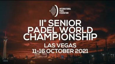 Photo of World Senior Championship in October!