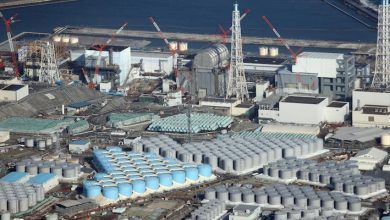 Photo of At the Fukushima Power Plant, all spent nuclear fuel rods have been removed from one of the reactors