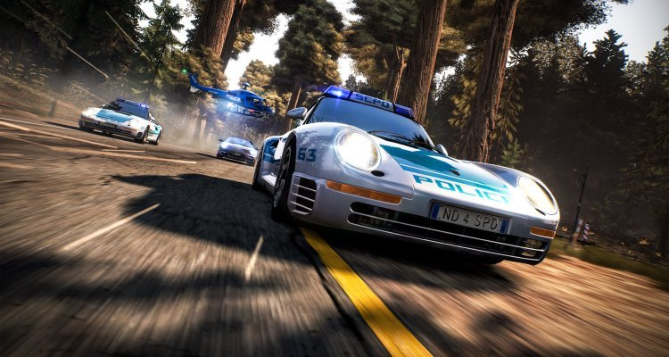 Need for Speed Hot Pursuit: A PS5 underground video game with Xbox Series X.