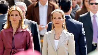 Photo of Spain, new controversy against the royal family: King Felipe VI's sisters travel to the Emirates from Juan Carlos and receive vaccinations early