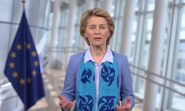 The European Union collapses over vaccines and Ursula von der Leyen's position is in danger