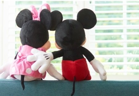 Mice cry, too.  Disney in Red is closing its stores and focusing on e-commerce