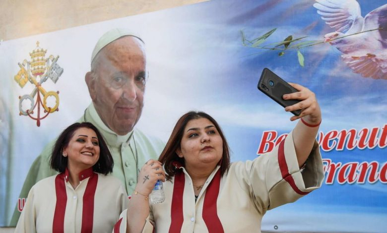 The Pope in Iraq: Those who have little are marginalized, and inequality is unacceptable