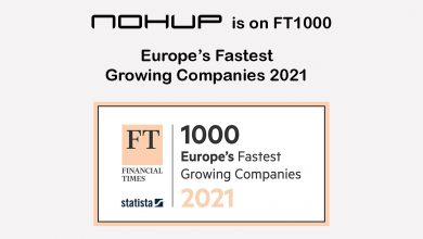 Photo of United Kingdom, Financial Times: Nohup is among the fastest growing European companies